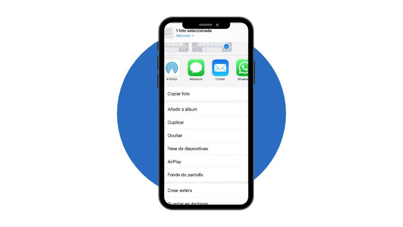 Trucos para iPhone ocultar imagenes