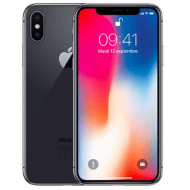 iPhone X reacondicionado Gris Espacial
