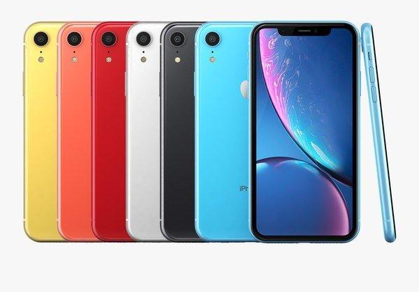 iphone xr colores iphone más vendido