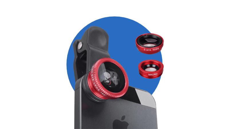 lentes para iphone accesorios
