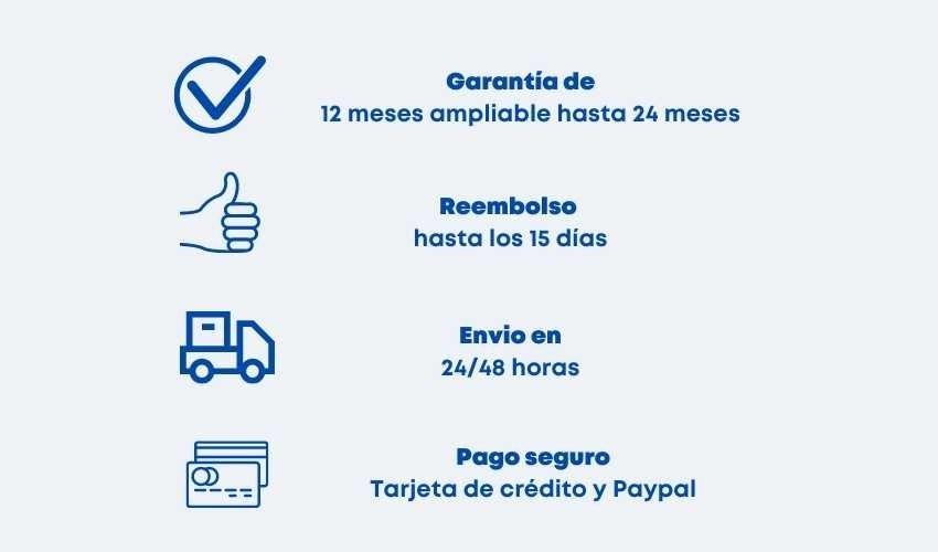 servicios alexphone iphone 8 reacondicionado