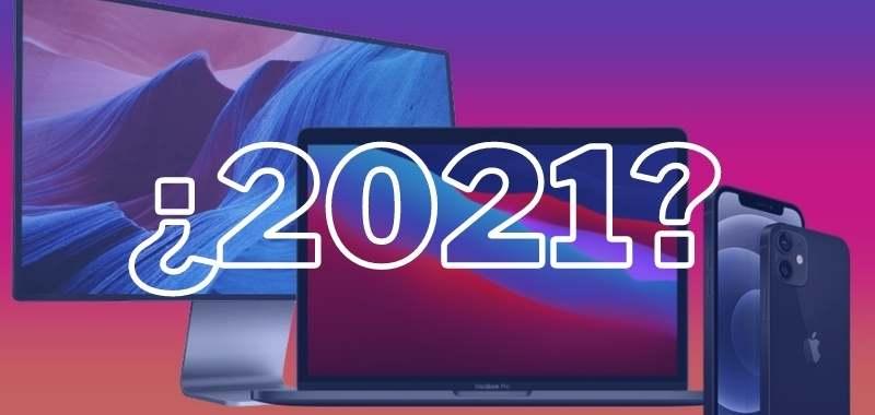 Apple 2021 lanzamientos