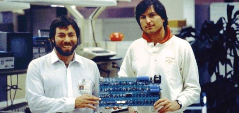 tres creadores de Apple alexphone curiosidades de apple