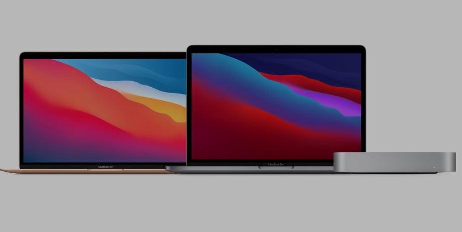 apple 2021 macs