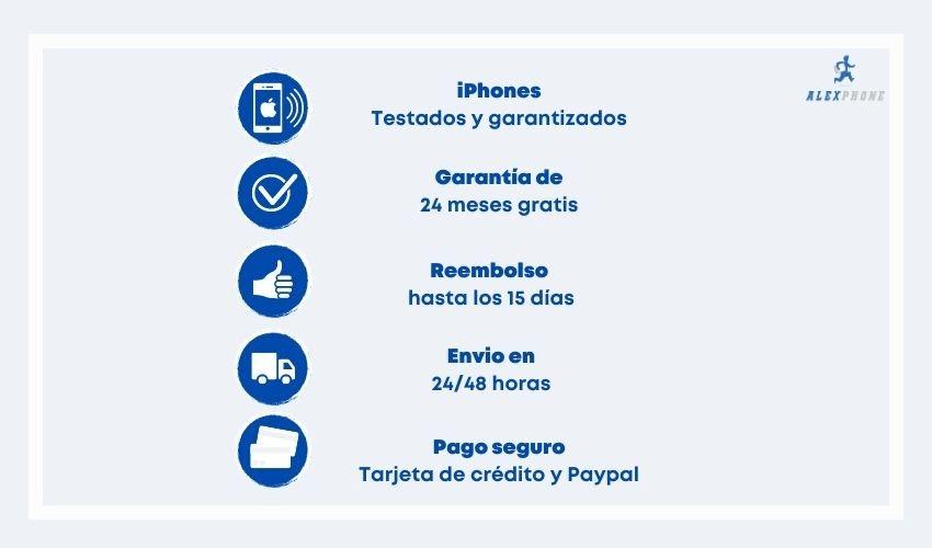 servicios alexphone